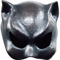 Catwoman Masker Deluxe half