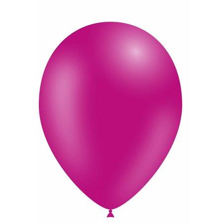 Fuchsia Ballonnen 30cm 50 stuks