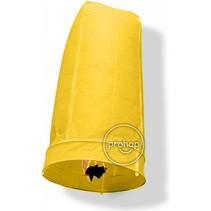 Wensballon XL Geel 1 meter