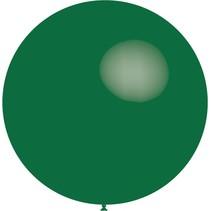Donkergroene Reuze Ballon 60cm