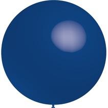 Donkerblauwe Reuze Ballon 60cm