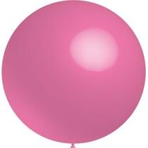 Roze Reuze Ballon 60cm