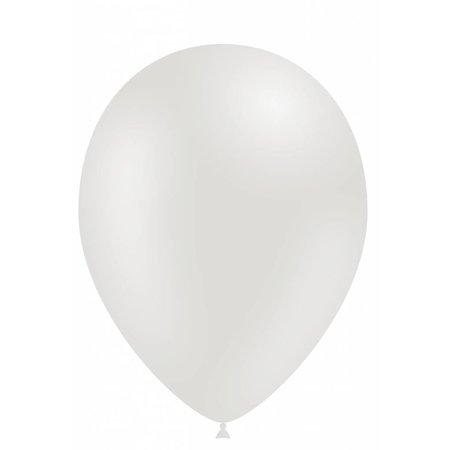 Doorzichtige Ballonnen 25cm 10 stuks