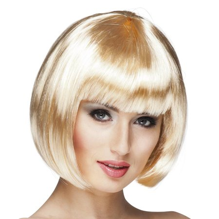 Bob Pruik Blond
