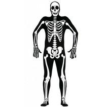 Morphsuit Skelet M/L