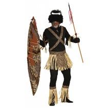 Zulu Kostuum M/L