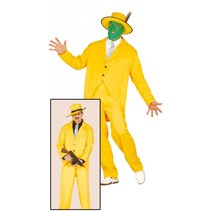 The Mask Kostuum M/L