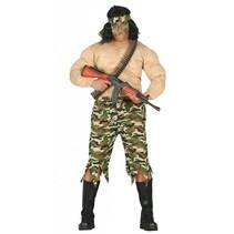 Rambo Kostuum M/L