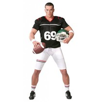 American Football Kostuum USA M/L