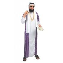 Sjeik Kostuum Arabisch M/L