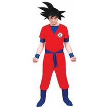 Dragon Ball Z Kostuum Goku M/L