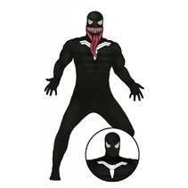 Superheld Spin Zwart M/L