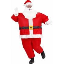 Kerstman Pak Opblaasbaar
