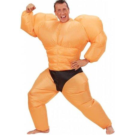Bodybuilder Pak Opblaasbaar