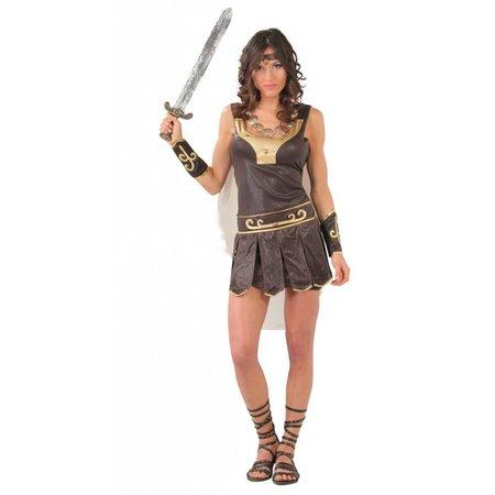 Gladiator Kostuum Dames Spartacus M/L