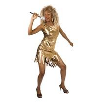 Tina Turner Jurk medium