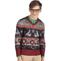 Kerst Shirt Man