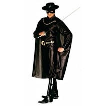 Zorro Kostuum Deluxe