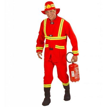 Brandweer Kostuum Deluxe