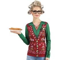 Kerst Shirt Vrouw