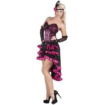Moulin Rouge Jurk Roze