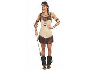 Cowgirl & Indianen Kostuums