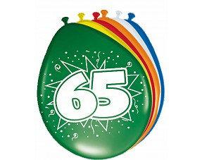65 Jaar Versiering