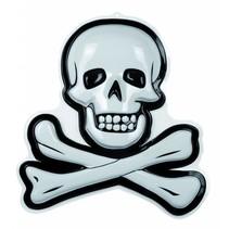 Piraten Wanddecoratie Doodshoofd
