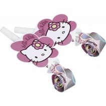 Hello Kitty Roltongen 6 stuks