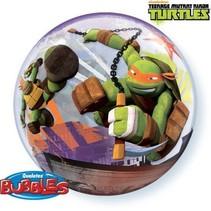 Ninja Turtles Helium Ballon XL 56cm leeg