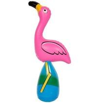 Opblaasbare Flamingo Hawaii 54cm