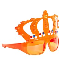 Oranje Bril Kroon