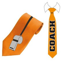 Oranje Stropdas Fluit