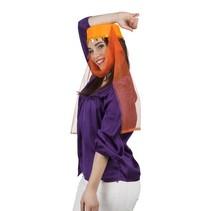 Oranje Hoed Danseres