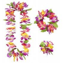 Hawaii Krans Set Tropical