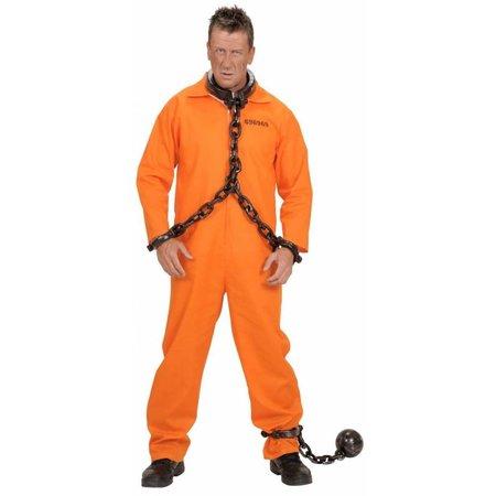 Boevenpak Oranje