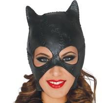 Catwoman Masker Deluxe volledig