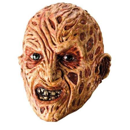 Freddy Krueger Masker driekwart