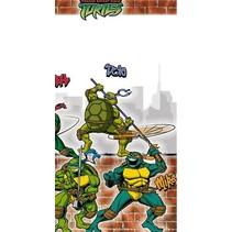 Ninja Turtles Tafelkleed Party 1,8 meter