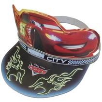Cars Hoedjes Neon 6 stuks