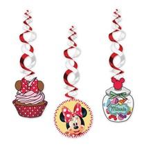Minnie Mouse Hangdecoratie Café 70cm 3 stuks
