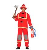 Brandweer Kostuum M/L