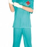 Chirurg Kostuum M/L