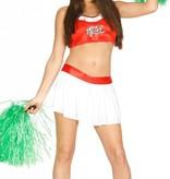 Cheerleader Kostuum S/M
