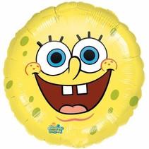 SpongeBob Helium Ballon Versiering 43cm leeg