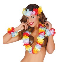 Hawaii Krans Set Deluxe