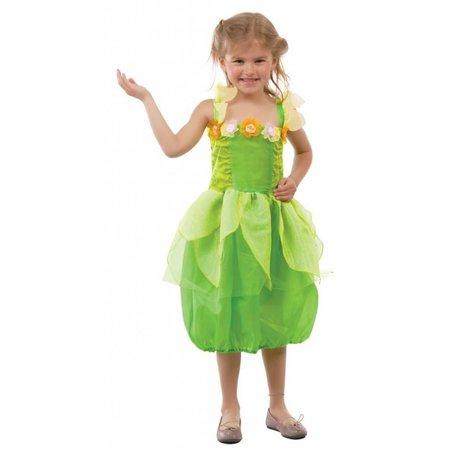 Groene Fee Kostuum Kind