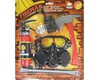 Brandweerman Speelgoedset