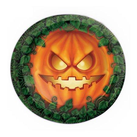 Halloween Borden 23cm 8 stuks