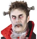 Halloween Haarband Schroef door hoofd